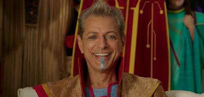 Jeff Goldblum in Guardians of the Galaxy 2