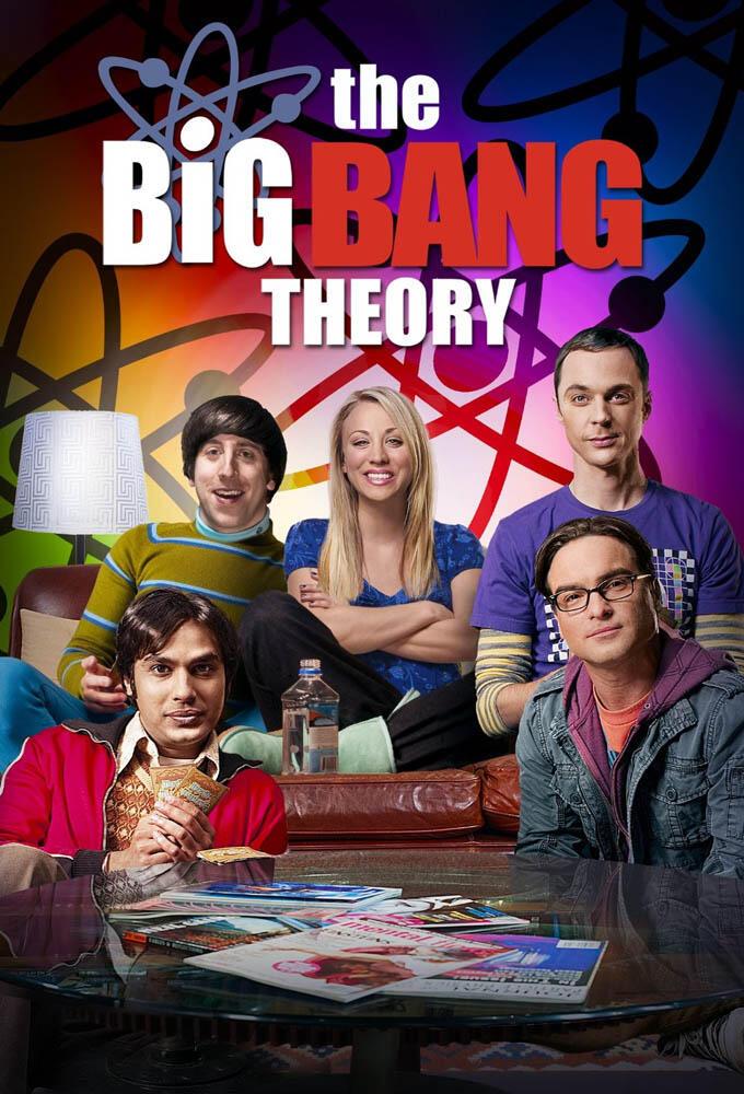 Big Bang Theory English Stream