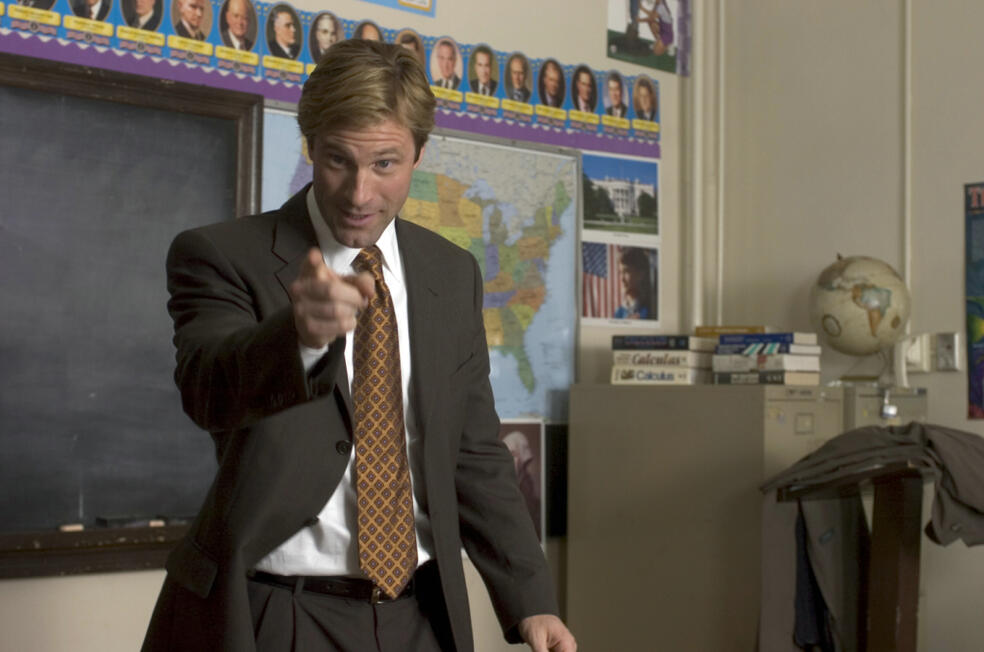 Thank You for Smoking mit Aaron Eckhart