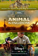 Die Magie von Disneys Animal Kingdom - Poster