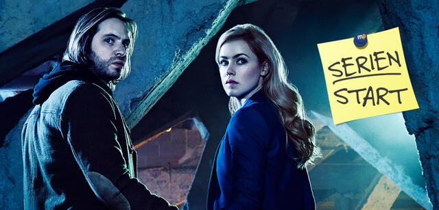 12 Monkeys - Staffel 3