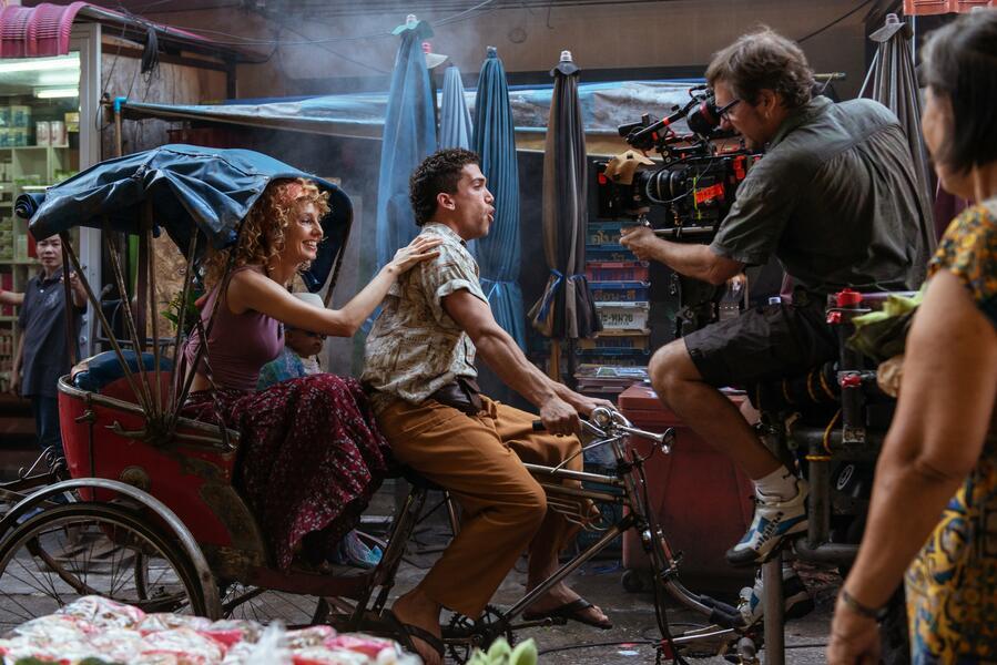 Haus des Geldes - Staffel 3 mit Jaime Lorente und Esther Acebo