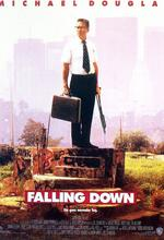 Falling Down - Ein ganz normaler Tag Poster