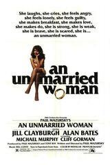 Eine entheiratete Frau - Poster