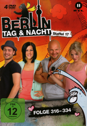 Berlin - Tag und Nacht Staffel 17 - Poster