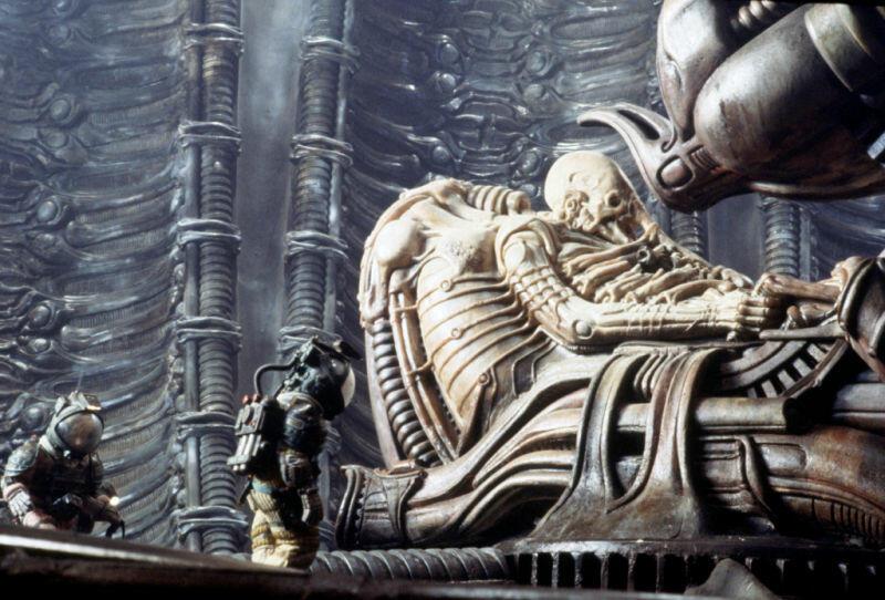 Alien - Das Unheimliche Wesen Aus Einer Fremden Welt [1979]