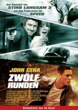 Zwölf Runden - Poster