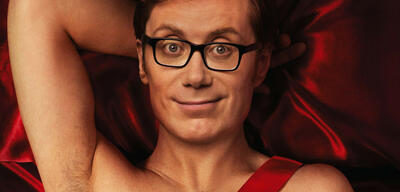 Stephen Merchant in Hello Ladies: The Movie