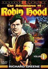 Die Abenteuer von Robin Hood - Poster