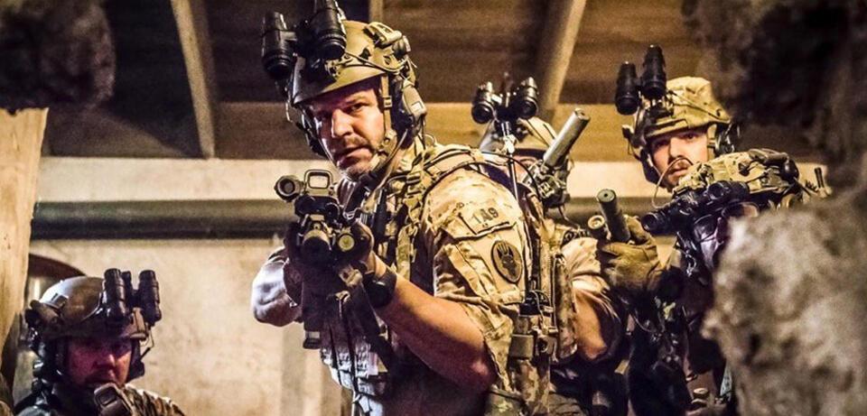 Trailer zur CBS-Serie SEAL Team