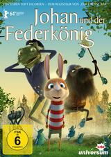 Johan und der Federkönig - Poster