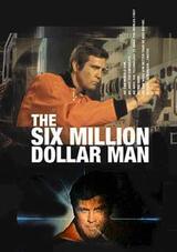 Der Sechs-Millionen-Dollar-Mann - Poster