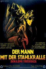 Der Mann mit der Stahlkralle - Poster