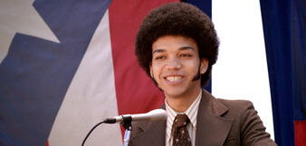Justice Smith in The Get Down