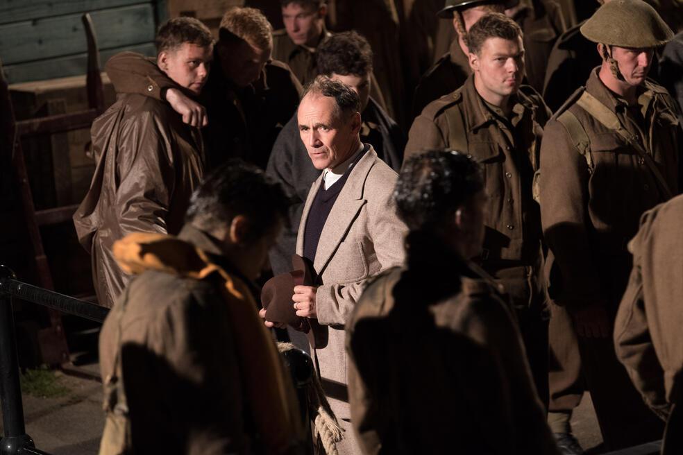 Dunkirk mit Mark Rylance
