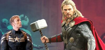 Avengers 4: Endgame Chris Hemsworth ist 'sauer' auf Chris Evans