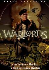 War Lords - Die Zerstörer der Zukunft - Poster