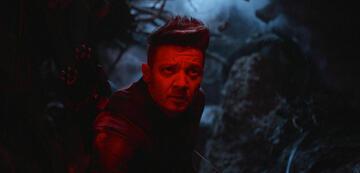 Jeremy Renner in Avengers 4: Endgame