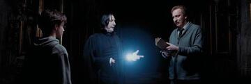 Harry Potter und der Gefangene von Askaban: Harry, Snape, Lupin und die Karte der Rumtreiber