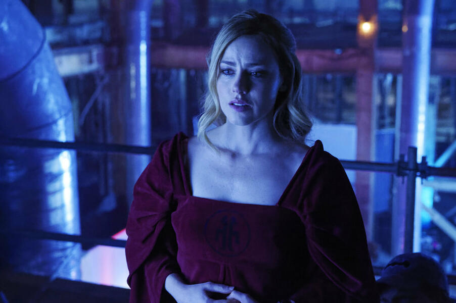 12 Monkeys Staffel 3 mit Amanda Schull