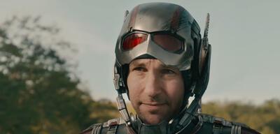 Ant-Man soll die zerstrittenen Avengers aufheitern?