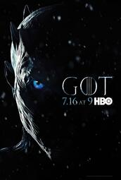 Game of Thrones Staffel 7 - Poster