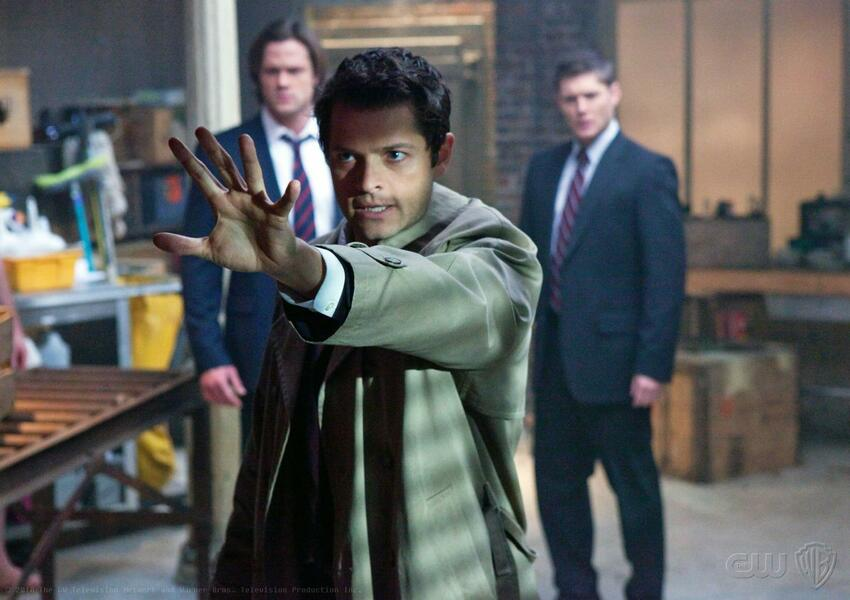 Staffel 5 mit Misha Collins