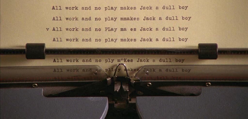 Shining von Stanley Kubrick