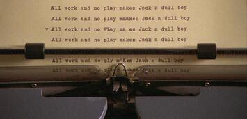 Bild zu:  Shining von Stanley Kubrick