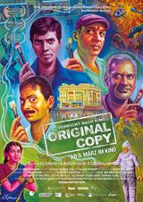 Original Copy - Verrückt nach Kino - Poster