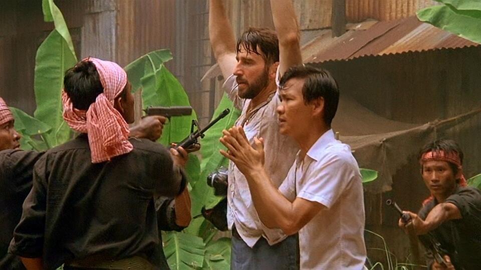 The Killing Fields - Schreiendes Land mit Sam Waterston und Haing S. Ngor