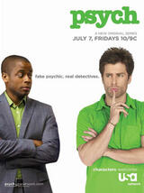 Psych - Poster