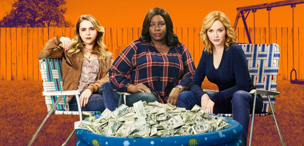 Annie, Ruby und Beth (von links nach rechts) haben sich über 4 Staffeln in die Herzen der Fans gegaunert