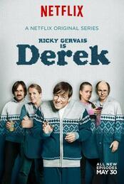 Derek - Staffel 2 - Poster