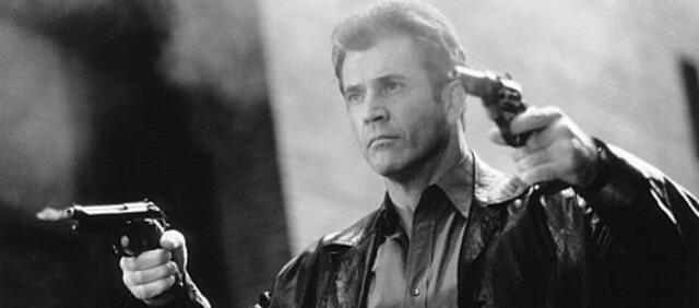 Mel Gibson als Porter in Payback