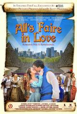 All's Faire in Love - Poster