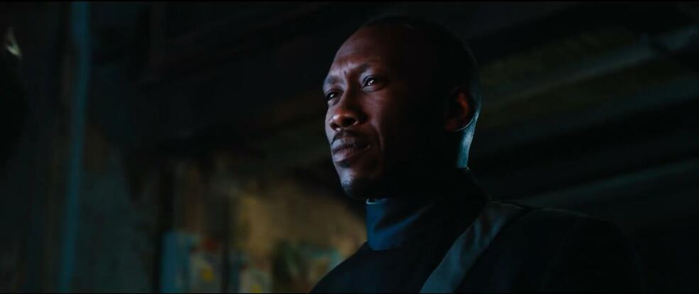 Alita: Battle Angel mit Mahershala Ali