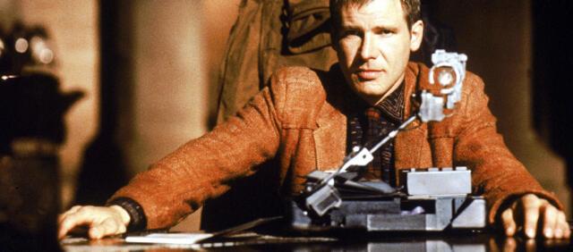 Harrison Ford in Der Blade Runner