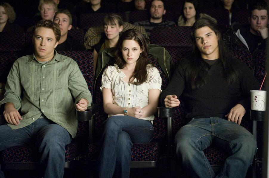 New Moon - Bis(s) zur Mittagsstunde mit Kristen Stewart und Taylor Lautner