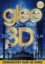 Glee On Tour - Der 3D Film - Poster