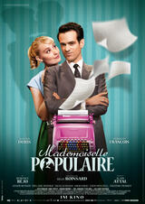Mademoiselle Populaire - Poster
