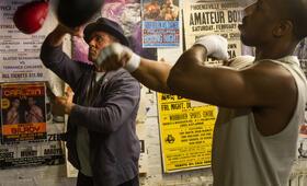 Creed - Rocky's Legacy mit Sylvester Stallone und Michael B. Jordan - Bild 320