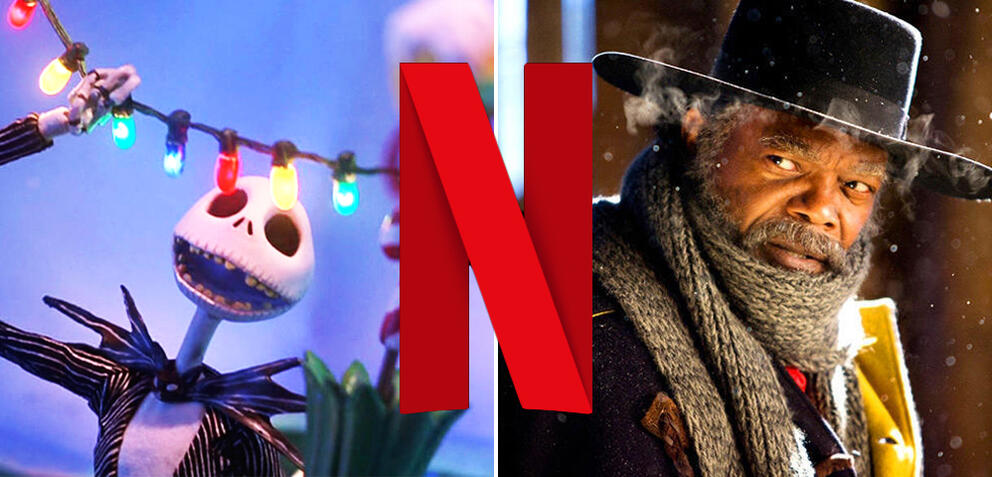 A Nightmare Before Christmas/The Hateful 8