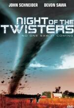 Twisters - Die Nacht der Wirbelstürme Poster