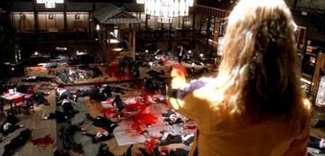 Tarantino-Gewalt in Kill Bill