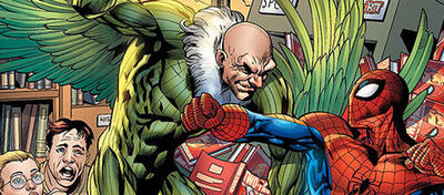 Spider-Man gegen Vulture