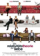 Die Relativitätstheorie der Liebe - Poster