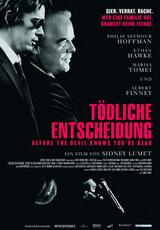 Tödliche Entscheidung - Before the Devil Knows You're Dead - Poster
