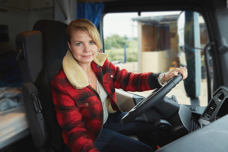 Die Truckerin - Eine Frau geht durchs Feuer | Bild 2 von 3