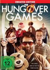 The Hungover Games - Poster
